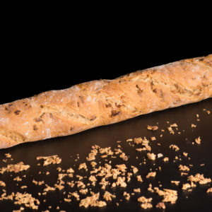 Brotfranzos mit Röstzwiebel