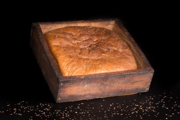 Holzwandelbrot