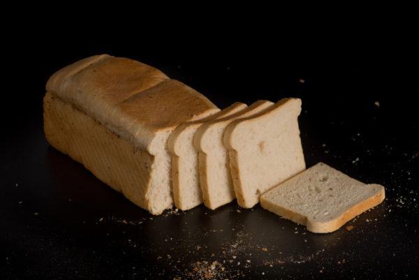 Toastbrot Spezialgrösse Aufgeschnitten Scheiben